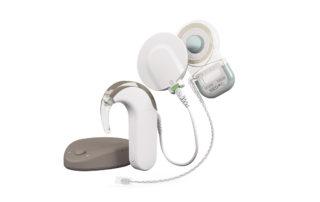 Med El Synchrony Implantat Audioprozessoren Sonnet und Rondo
