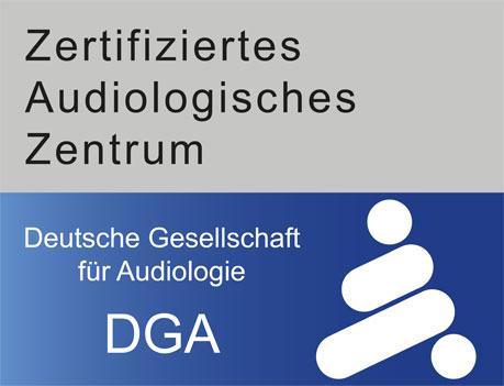 DGA Zertifizierung bis März 2022